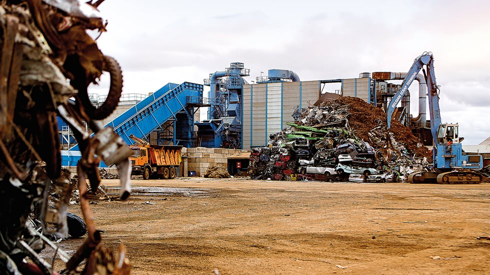 Scrap metal processing is, by its very nature, a highly destructive and corrosive process. It requires a fundamental strength in the equipment to withstand high forces, sudden impacts, explosions, and other hazards.