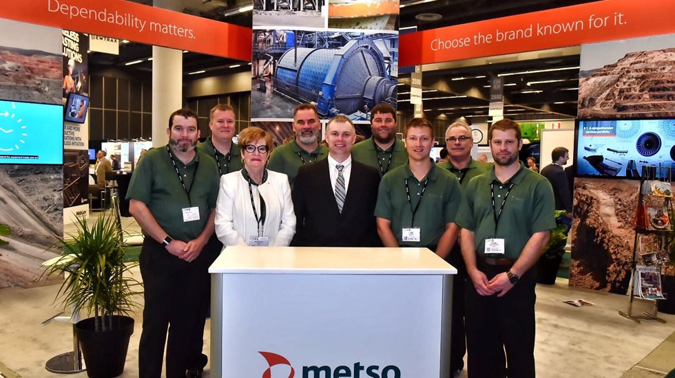 Bruce Armitage from Lake Shore Gold talks with Metso about apron feeders and energy efficiency