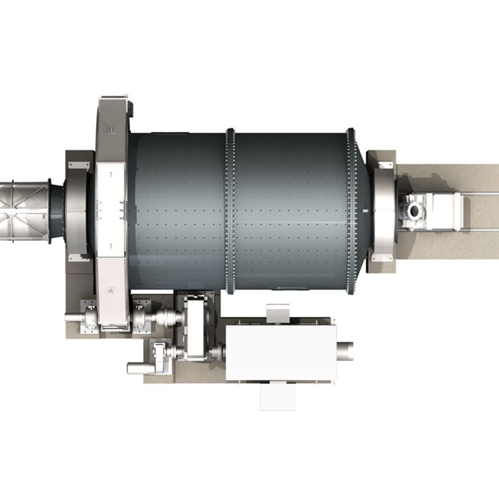 Trunnion liner upgrade