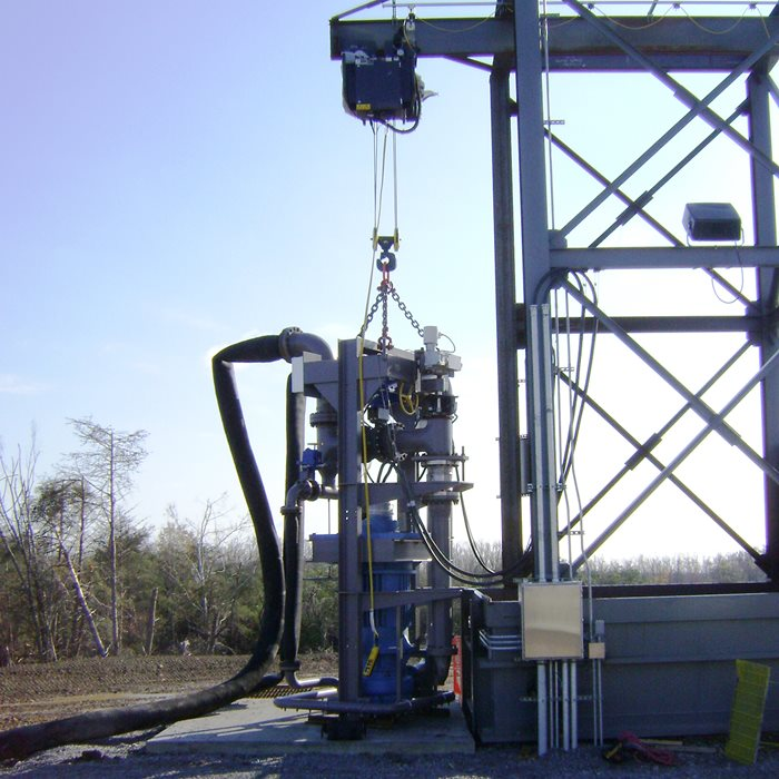 Marconaflo slurry systems