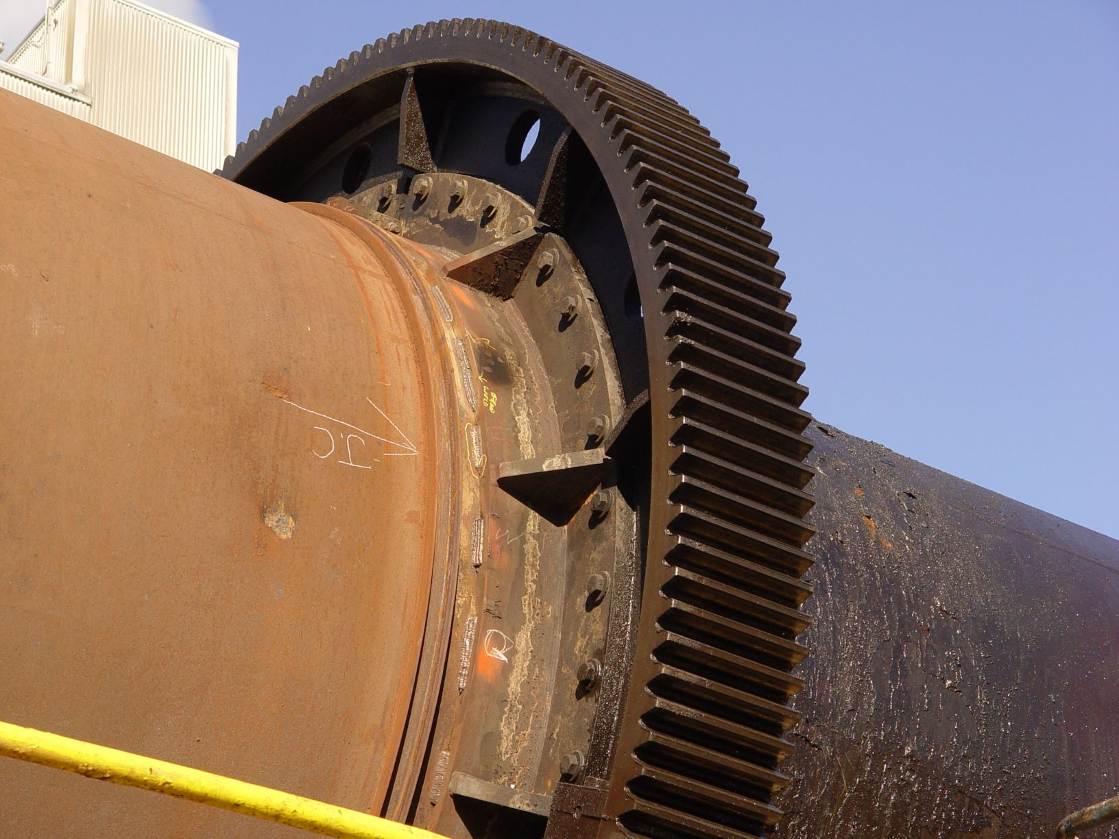 metso-rotary-kiln-gear-system-services