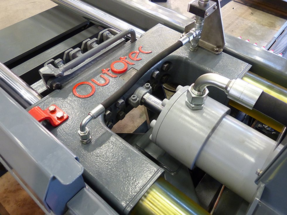 Outotec Punching Machine
