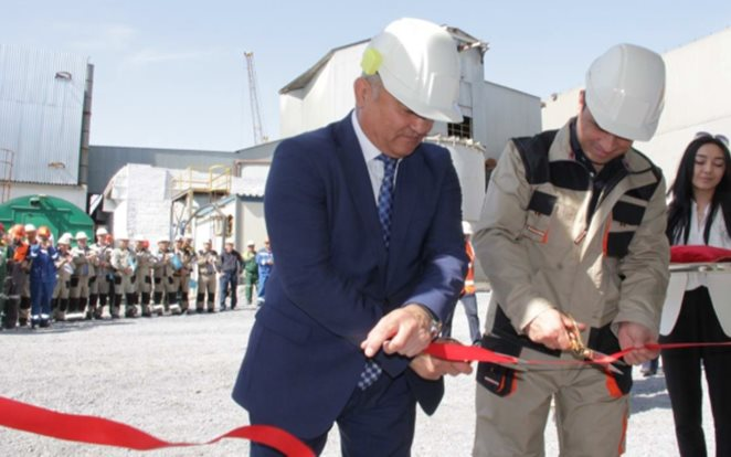 opening of the Suzdal HiTeCC Plant