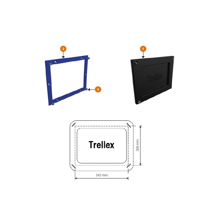 Trellex Inspection Hatch technical description.