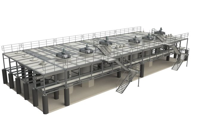 VSF® X Solvent Extraction Plant Unit