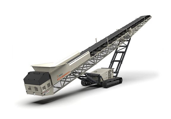 Nordtrack™ CT85 mobile conveyor.