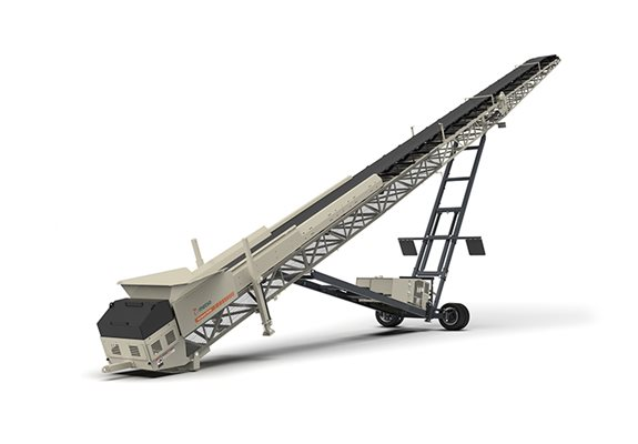 Nordtrack™ CW100 mobile conveyor