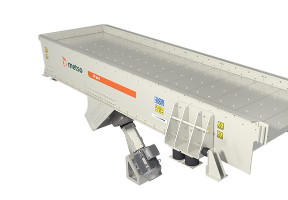 Metso PF Series for any primary feeding application.