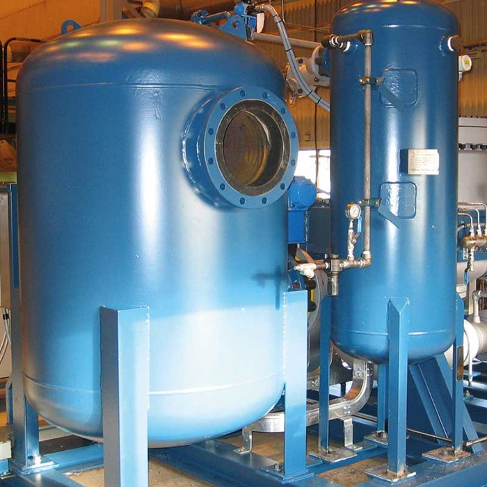 Metso HGMF® magnetic filters can be used in many applications.