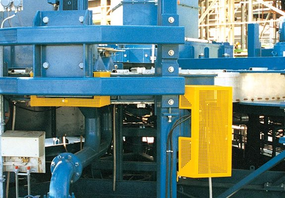 Metso HGMS high gradient magnetic separators